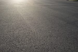 How the Summer Sun Affects Your Asphalt Driveway